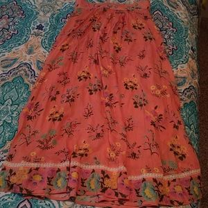 Spell and the Gypsy Posey tie skirt
